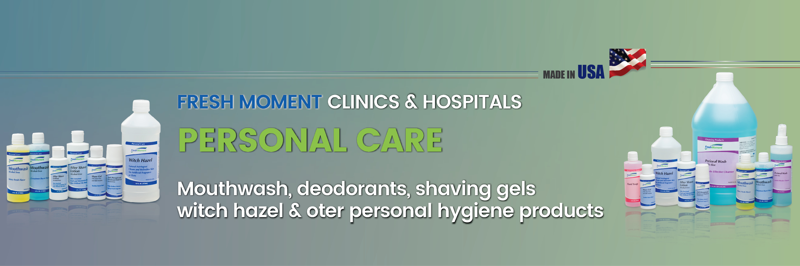 Fresh Moment Personal Care
