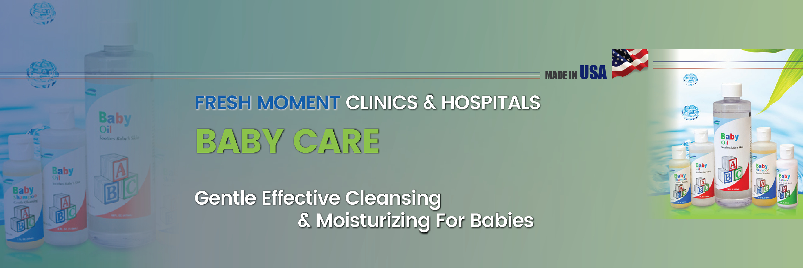 Fresh Moment Baby Care
