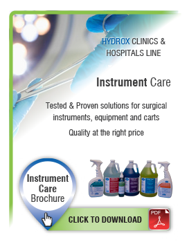 Hydroxlabs - Hydroxbrand Surgical Instrument Care